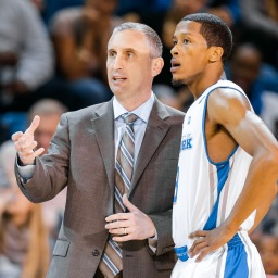 Thanks to a life-changing assist from his brother, Bobby Hurley is back in the Tournament