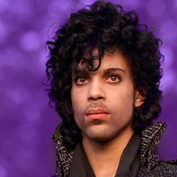 In Prince's eyes I saw something better than myself